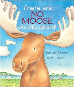 There Are No Moose on this Island