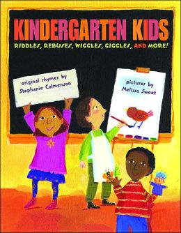 Kindergarten Kids – Riddles, Rebuses, Wiggles, Giggles, and More!