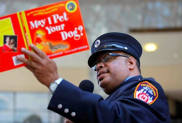 Reading May I Pet Your Dog?