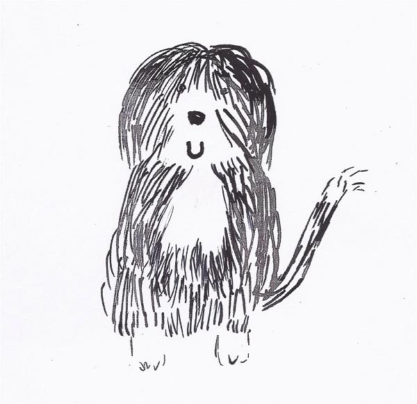 Drawing by Stephanie