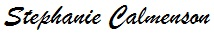 stephaniecalmenson-signature