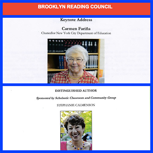 Brooklyn Reading Council Conference