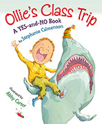 Ollie's Class Trip, a YES-and-NO Book