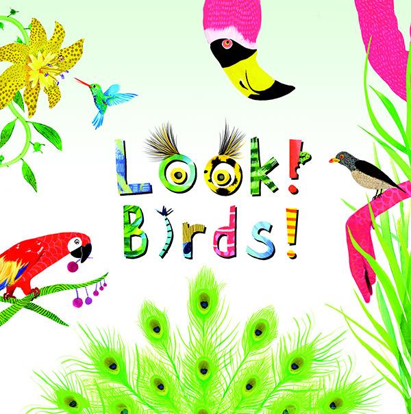 Look! Birds!