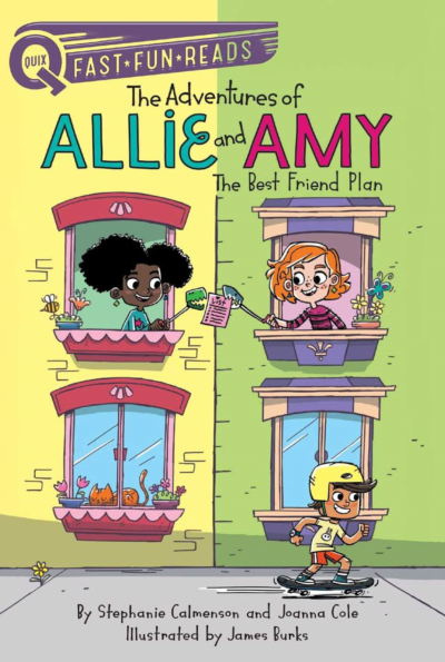 The Best Friends Plan (Book 1)