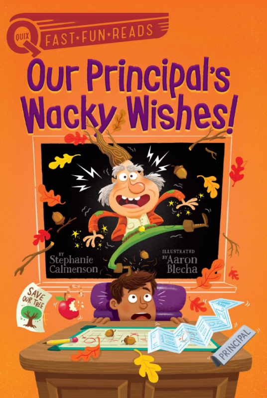 Our Principal's Wacky Wishes!